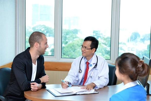 Int'l-standard medical-tourism network opens in HCM City hinh anh 1