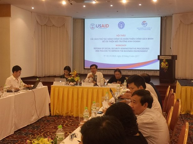 Social insurance sector moves to slash red tape hinh anh 1
