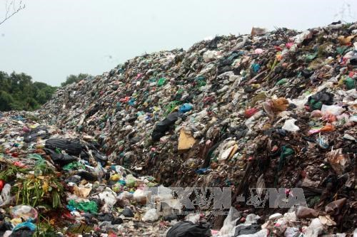 RoK firm to build waste-to-energy plant in Hung Yen hinh anh 1