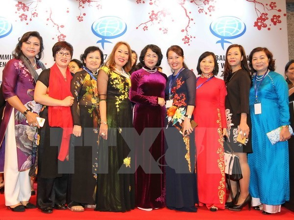 Vietnamese women in fascinating start-up culture hinh anh 1