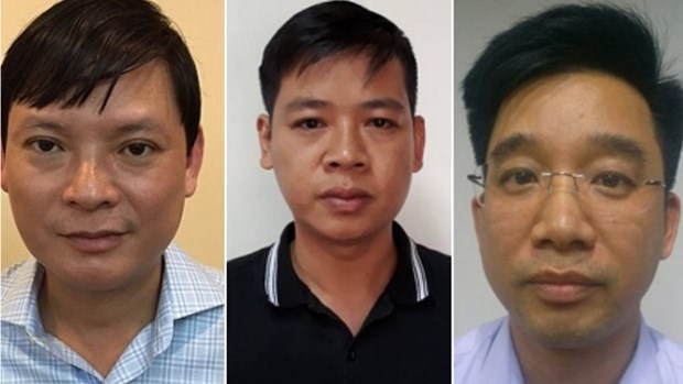 Three more PVC officials detained in embezzlement case hinh anh 1
