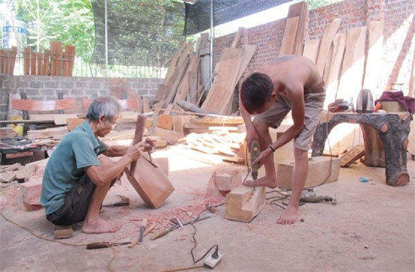 Craft villages shun worker safety hinh anh 1