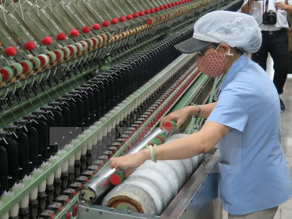 Industrial production index up 7.9 percent in nine months hinh anh 1