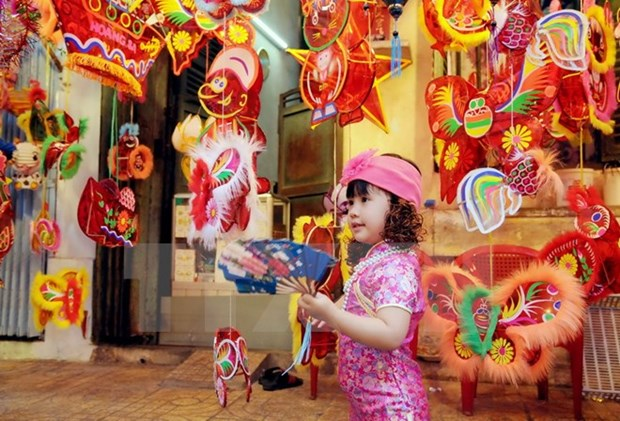 Mid-Autumn fest presents granted to disadvantaged children hinh anh 1