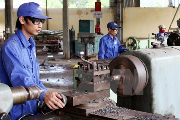 Nearly 94,000 new firms set up in nine months hinh anh 1