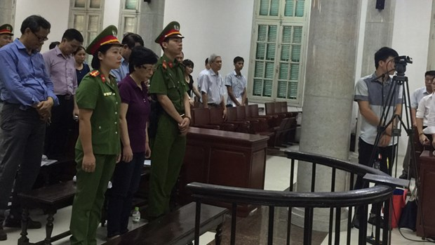 Former Housing Group General Director stands trial hinh anh 1