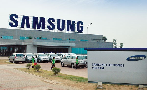 Samsung backs Vietnamese firms joining global supply chain hinh anh 1