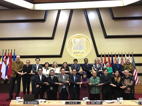 ASEAN makes progress in cooperation to narrow development gap hinh anh 1