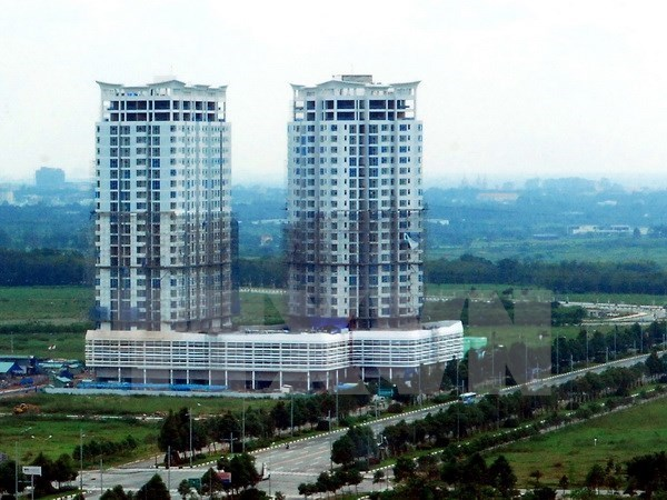 Hanoi office rental fees remain stable: CBRE hinh anh 1