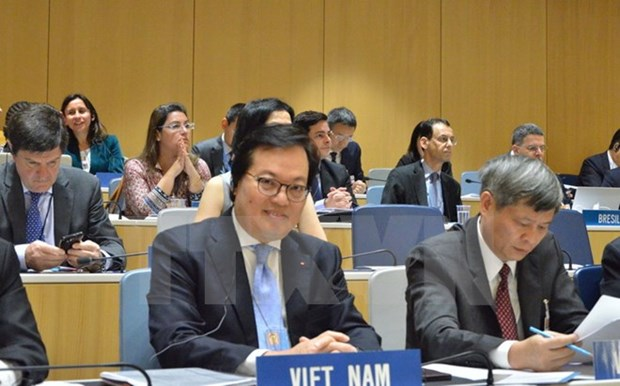 Vietnam elected WIPO General Assembly Chairman hinh anh 1