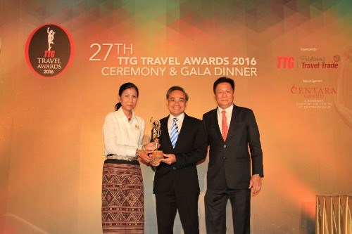 Vietravel named 'Best Travel Agency' in Vietnam hinh anh 1