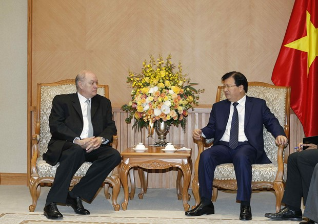 Vietnam-Cuba inter-governmental committee proves effective: officials hinh anh 1