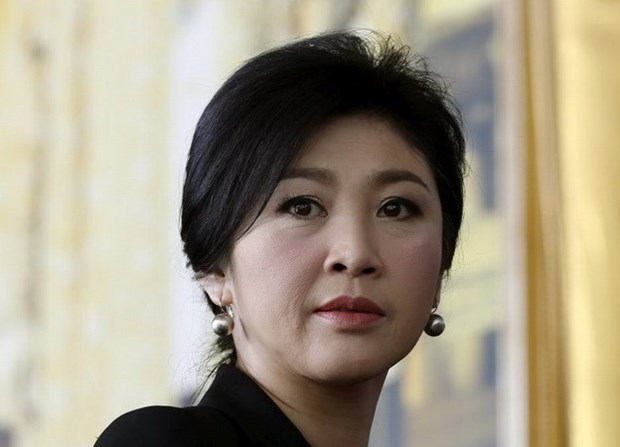 Thai police confirms former PM Yingluck's presence in UK hinh anh 1