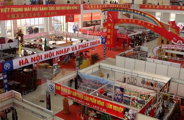 Lao Cai to host 17th Vietnam-China International Trade Fair hinh anh 1