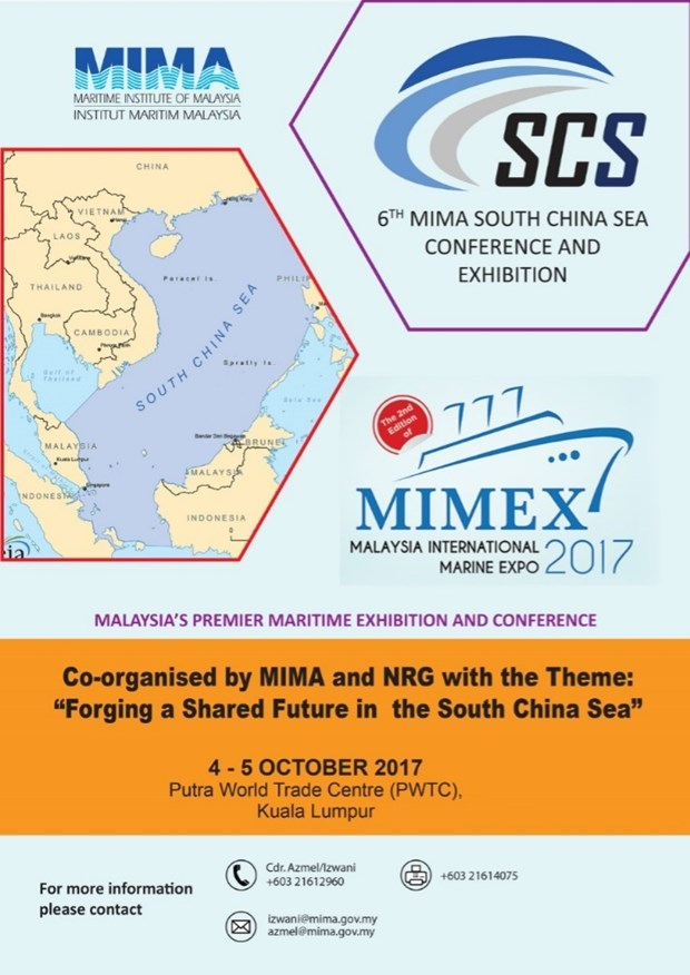 Kuala Lumpur conference looks at future in East Sea hinh anh 1
