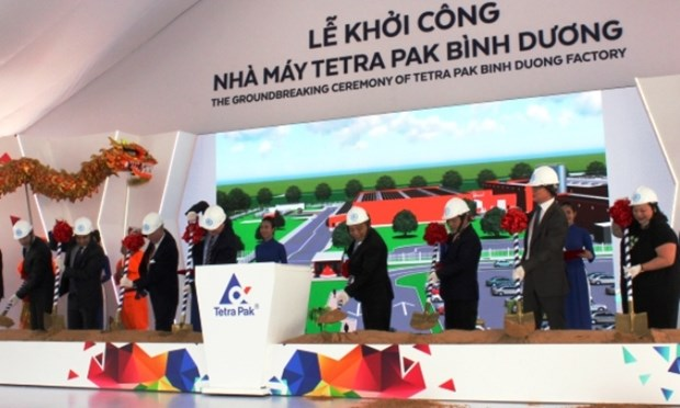 Tetra Pak builds packaging factory in Binh Duong hinh anh 1