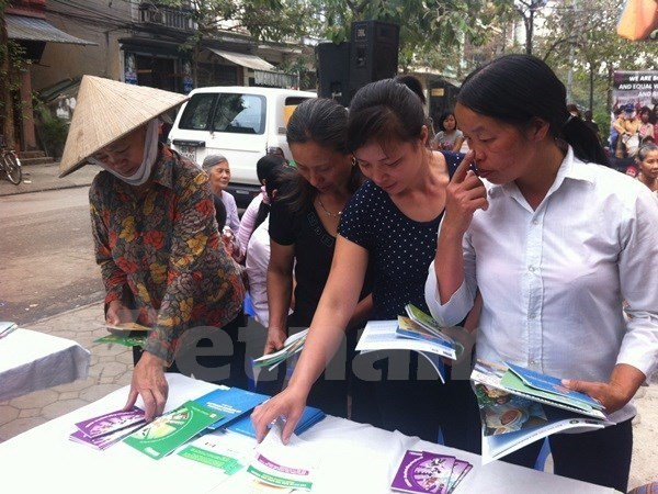Vietnam records over 18 million unofficial workers hinh anh 1