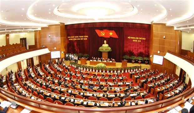 Party Central Committee to focus on socio-economic development hinh anh 1