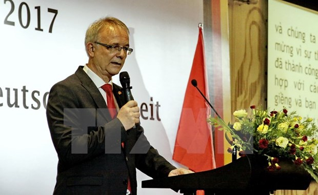 Germany's 27th National Day marked in Ho Chi Minh City hinh anh 1