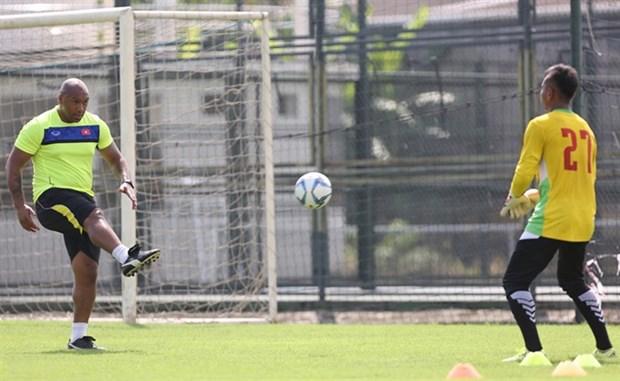 U19 team sets sights on Asian Championship hinh anh 1