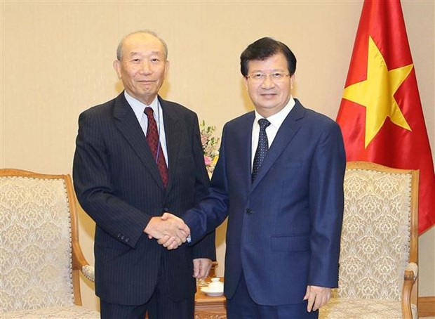 Vietnam makes good use of Japan's ODA: FEC deputy chief hinh anh 1