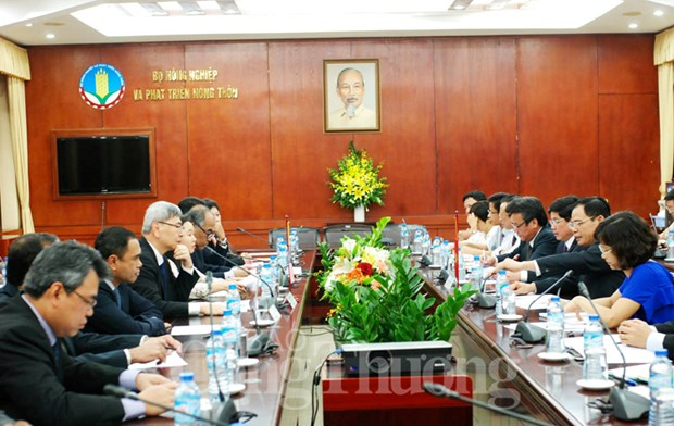Vietnam, Malaysia cooperate to increase farm produce value hinh anh 1