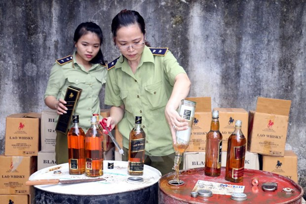 Vietnam, Japan cooperate in countering fake goods hinh anh 1