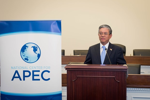 For-APEC parliamentary group launched in US hinh anh 1