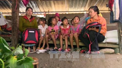 North-western ethnic minorities equipped with disaster response skills hinh anh 1