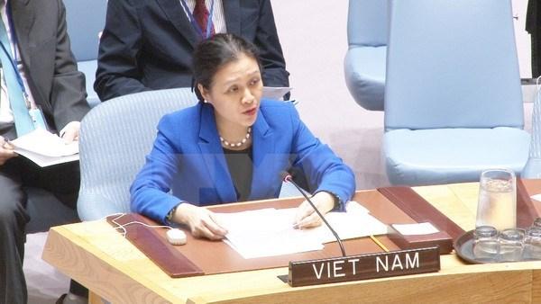 Ambassador highlights Vietnam's stand in disarmament, nuclear non-proliferation hinh anh 1