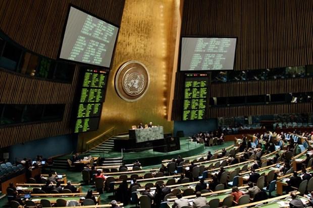 Vietnam backs UN anti-crime efforts hinh anh 1