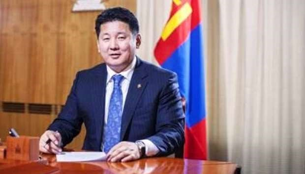 Congratulations to newly-elected Mongolian PM hinh anh 1