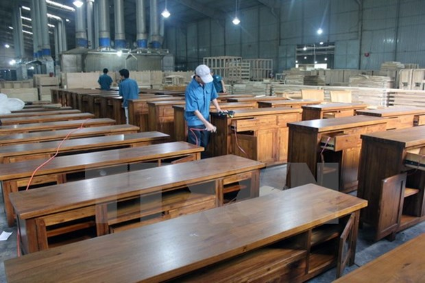 Wood, timber product exports to hit 8 billion USD hinh anh 1