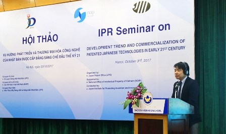 Vietnam, Japan share experience in invention commercialisation hinh anh 1