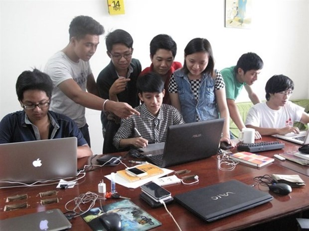 Conference boosts start-up in Da Nang hinh anh 1