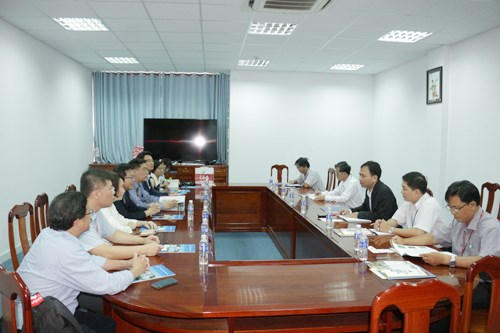 Can Tho University seek training cooperation with Taiwanese partner hinh anh 1