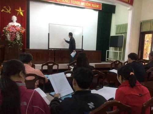 Norway helps Thua Thien-Hue develop ethnic written languages hinh anh 1