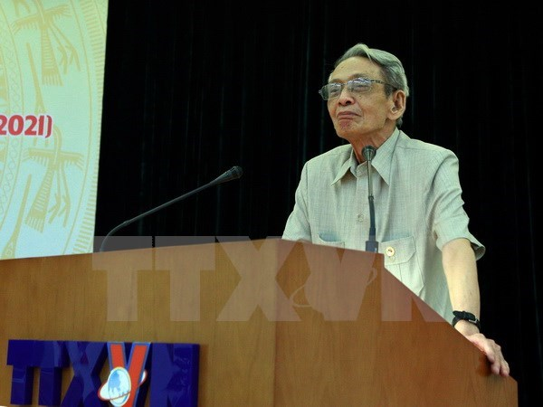 Former Vietnam News Agency General Director passes away hinh anh 1