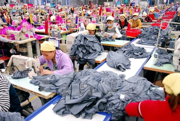 Export value likely to hit 203 billion USD this year hinh anh 1