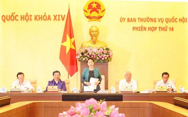 NA Standing Committee to convene 15th session this week hinh anh 1