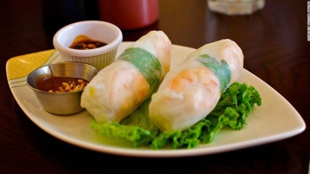 Vietnam's Pho, fresh spring roll among world's best 30 dishes hinh anh 2
