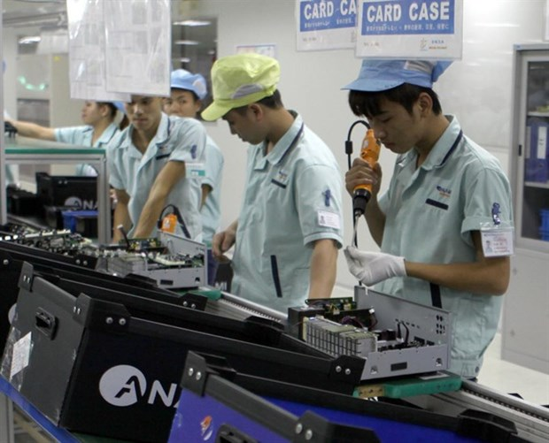 Vietnam's 2017 GDP growth target of 6.7 percent in sight: NFSC hinh anh 1