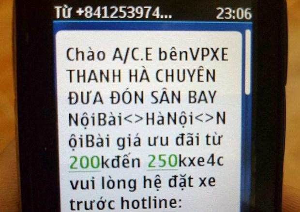 CAAV cracks down on passenger information leaks hinh anh 1