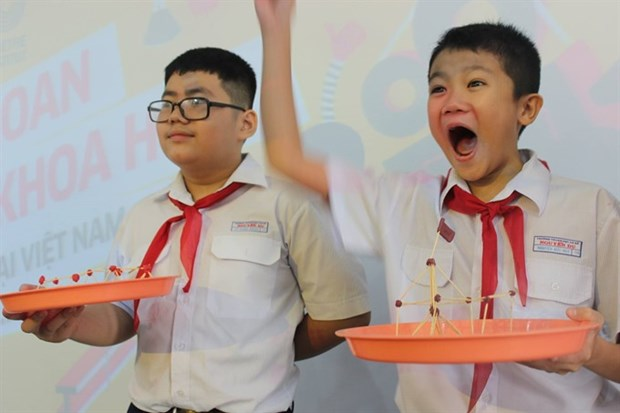 Festival brings science films to young audiences hinh anh 1