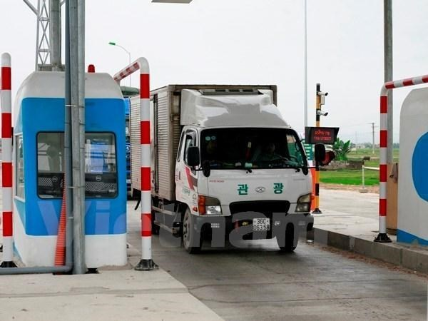 HCM City invests in electronic toll collection hinh anh 1