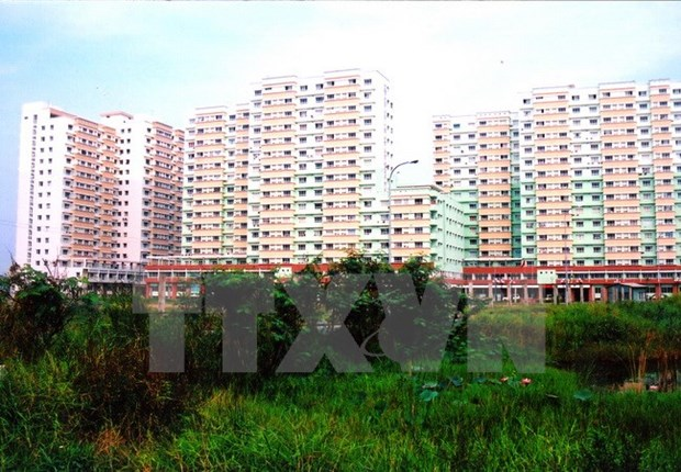One-billion-VND houses lead HCM City's real estate market hinh anh 1