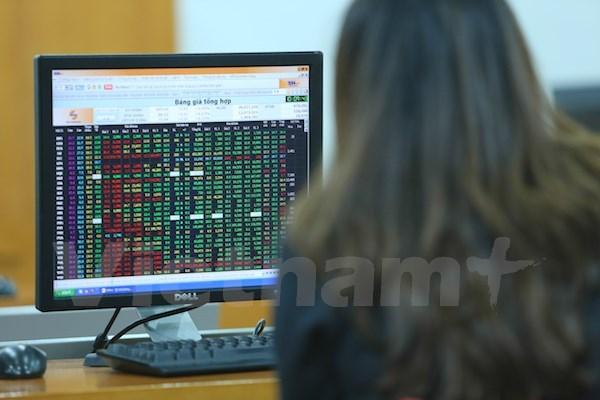 Financial stocks lift market hinh anh 1