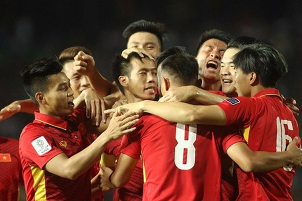Asian Cup 2019: Vietnam trounces Cambodia 5-0 hinh anh 1