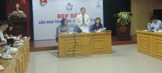 Over 100 Vietnamese to attend global youth festival in Russia hinh anh 1