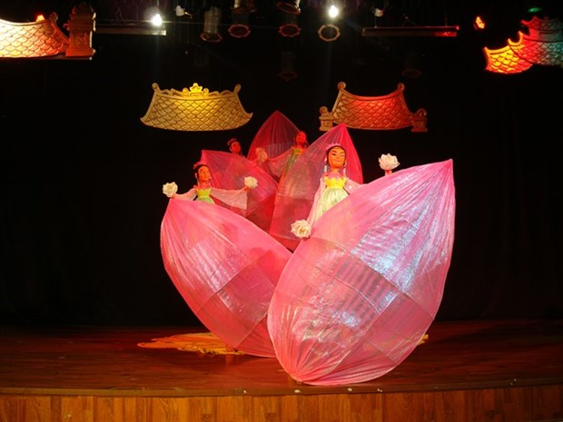 Vietnam's puppetry art turns global hinh anh 1